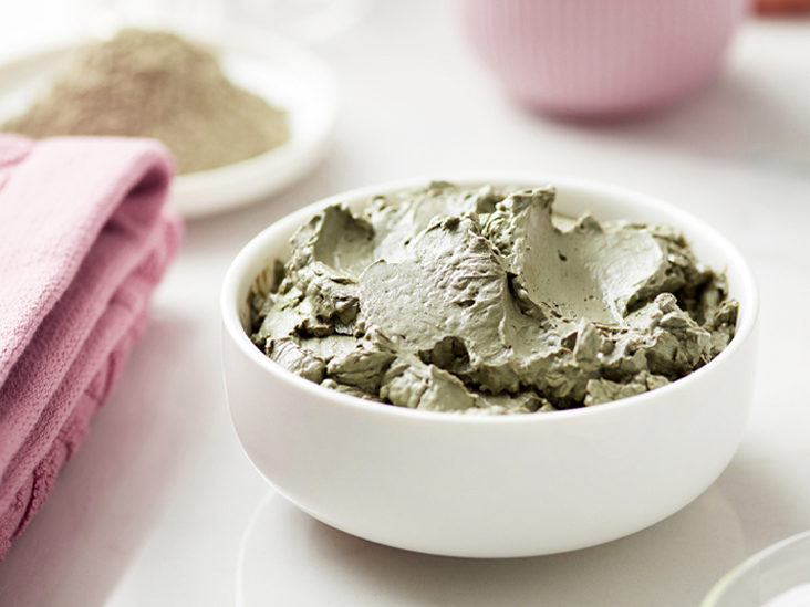 Clean a dog's wound: Green clay   todocat