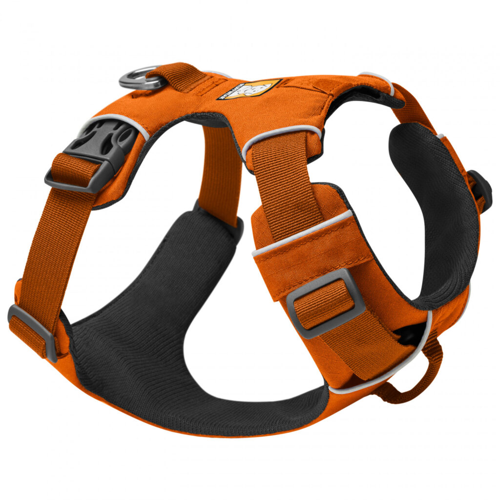 choose the right harness for your Pet: ruffwear | todocat.com